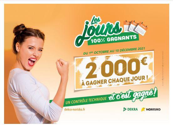 Contrôle technique Montpellier pas cher - tentez votre chance de remporter 500 euros